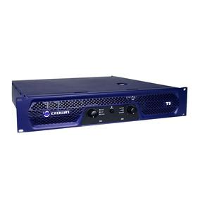 Amplificador De Potência Crown T5 2 Canais 1500w Rms 220v