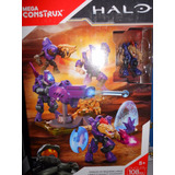 Mega Construx Halo: Escudos De La Batalla De Requiem