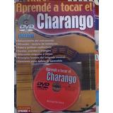 Libro Metodo Aprende A Tocar Charango Con Dvd De Regalo