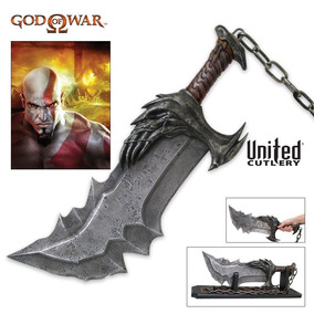 United Cutlery God Of War Kratos Blade Nueva