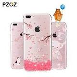 Capa Case De Silicone Para Iphone 7 E 7 Plus 4.7 E 5.5