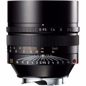 Leica Lente Asph Noctilux-m 50mm F/0.95 (preta)