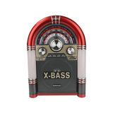 Bocina Rockola X-bass Bluetooth Radio Fm/am Sw1 Usb