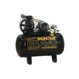 Compressor De Ar 10 Pés Bravo Csl10br 100l Trifásico Schulz