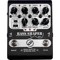 Pedal De Efeitos Nig Bsh Bass Shaper Pre Amp