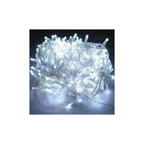 Pisca Pisca Led 100 Lampadas Branco Natal Natalino Luz