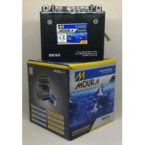Bateria Vz 800 Marauder 00/08 1300cc Moura Ytx12-bs Ma10-e