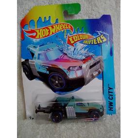 Carrinho Hot Wheels Repo Duty Hw City Azul Lacrado 1:64