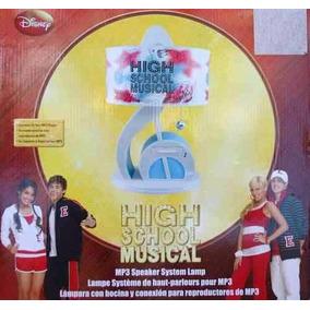 Lampara De Mesa Con Bocina High School Musical