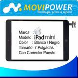 Tactil Ipad Mini Con Chip Soldado - Original - Compra Segura