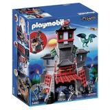 Castillo Fuerte Secreto Del Dragon Playmobil 5480