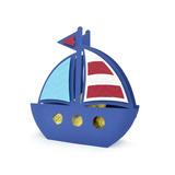 Cajas En Forma De Barco, Marinero, Pirata