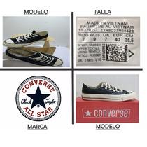 Zapatillas All Star Nuevas Originales