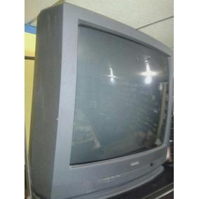 Televisor Toshiba 35 Pulg. Modelo Viejo En Calabozo Guarico