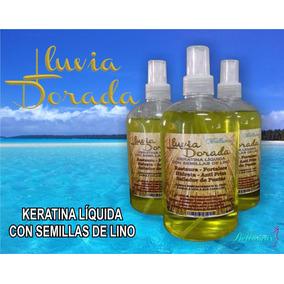 Keratina Liquida Con Lino Pulverizador . 500ml