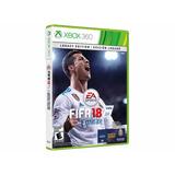 Fifa 18 Xbox 360 Nuevo Sellado ( Videogames Jdc)