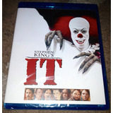 It Eso Stephen King En Bluray (importado)