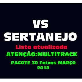 Vs Sertanejo - Pasta 30 Vs Multitrack. Via Google Drive