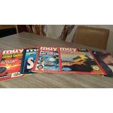 Tres Revistas Muy Interesante + Dos Suplementos