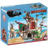 Fortaleza De Dragons Dreamworks Playmobil Envío Gratis