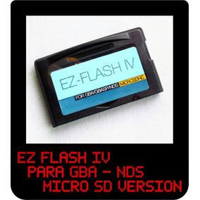 Ez Flash Iv - Catucho De Reparo Para Gba & Ds