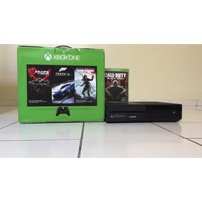 Xbox One 500 Gb (1 Controle + Cod Bo3)