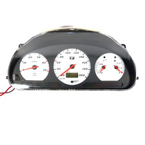 Troller Diesel 105 Painel Velocimetro Conta Giros Com Plug