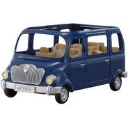 Sylvanian Families Carro Mini Van Sete Lugares Original