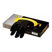 Guantes Nitrilo Professional Black Gloves Caja X20 - Small
