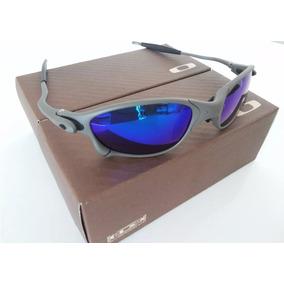 Oculos Juliet Original Azul - Óculos De Sol no Mercado Livre Brasil 69d29b58c3