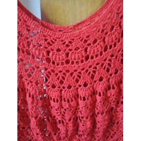 Sweater Tejido A Mano A Crochet