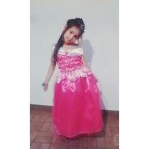 Disfraz Vestido Princesa Aurora