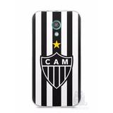Capinha Para Celular Moto G2 Time Atlético Mineiro Galo #1
