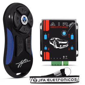 Controle Jfa Para Suspensão Ar Air Control Distancia Azul