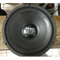 Alto Falante Subwoofer Mid Bass Rdf 12 Polegadas 900w Rms Ag