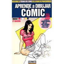 Aprende A Dibujar Cómic-ebook-libro-digital