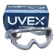 Gogle De Protección Uvex Stealth Mica Clara Antiempaño
