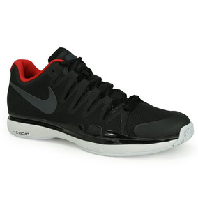 Zapatilla Nike Vapor Tour 9.5 Black/red