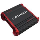 Kit Cable Crunch Pzx750.2 750 Vatios 2 Canales Coche Potente