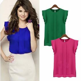 Blusa Mariposa Ropa Importada Camisa Style