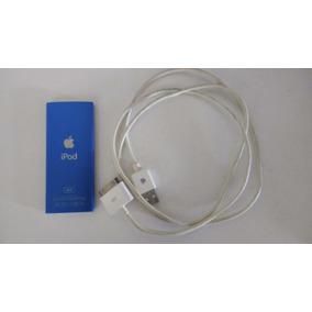 Apple Ipod Nano Original 4 Geração Azul 8gb