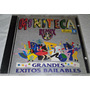 Cd Salsa Remix Colombia / Miniteca Discos Fuentes