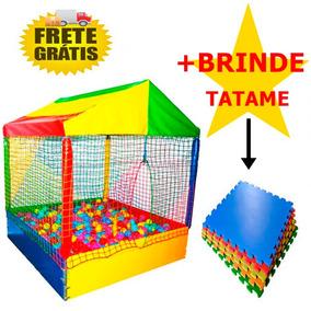 Piscina De Bolinhas Playground Infantil Frete Grátis+brinde