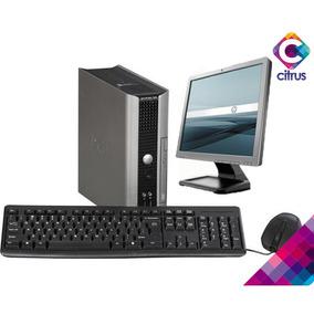 Mini Computador Dell (core 2 Duo, 2 Gb, Dd 80/320/500 Gb)