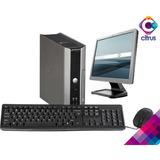 Mini Computador Dell (core 2 Duo, 2 Gb, Dd 320gb)