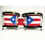 Bongo Pro. Puerto Rico 7 Y 8 1/2 Estuche Llave Gratis
