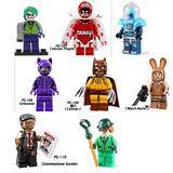 Figuras Lego Alternativo Batman, Star Wars, X-men