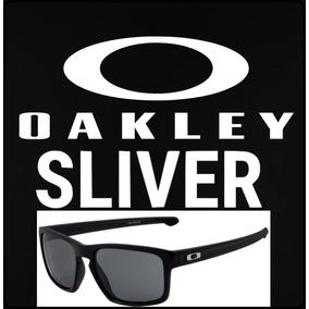b8dc8d902da Oakley Sliver Polarizado - Óculos De Sol Oakley no Mercado Livre Brasil