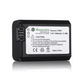 Bateria Powerextra Np-fw50 Npfw50 Fw50
