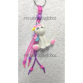 Llaveros De Unicornio Recuerdos Baby Shower, Cumpleaños, Xv